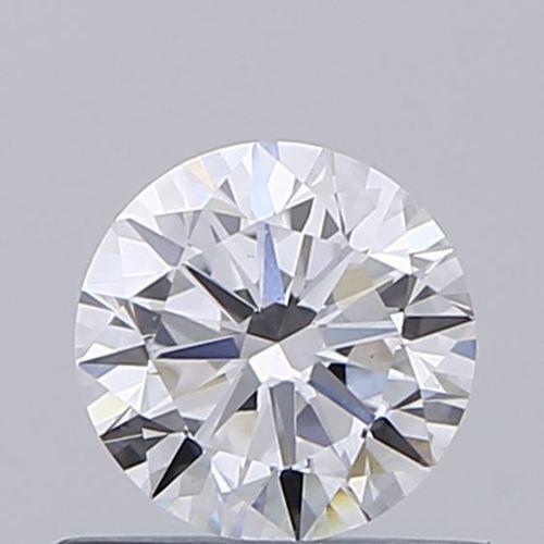 Round Brilliant Cut 0.50ct Lab Grown Diamond CVD E VS1 IGI Crtified Stone