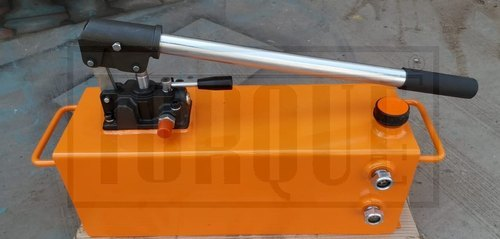 Double Acting Hydraulic Manual Hand Pump