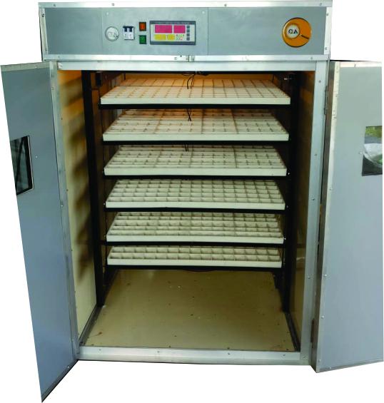 1000 Egg Incubator