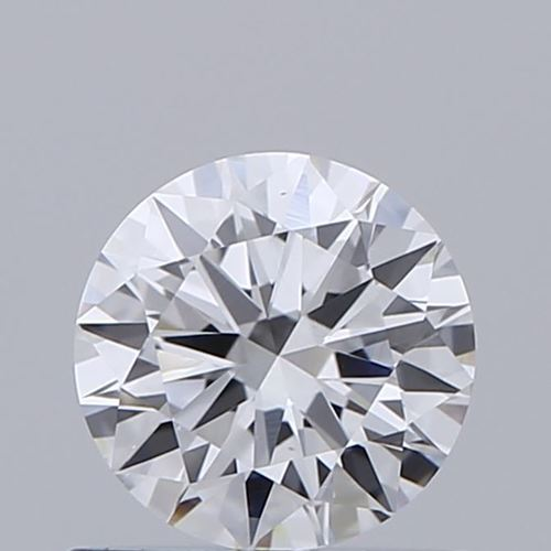 Round Brilliant Cut 0.59ct Lab Grown Diamond CVD E VS2 IGI Crtified Stone