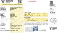 Round Brilliant Cut 0.60ct Lab Grown Diamond CVD E VS1 IGI Crtified Stone
