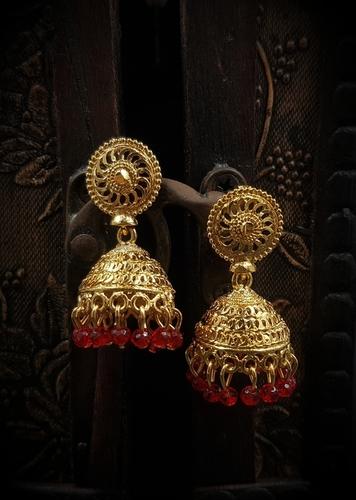 Gold Plated  Jumkhi