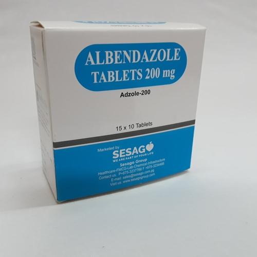 Albendazole 3gm