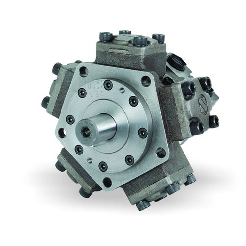 Radial Piston Motors 125 cc to 12500 cc