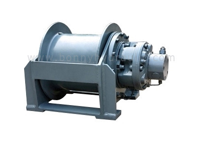Car Towing Van Hydraulic Winch