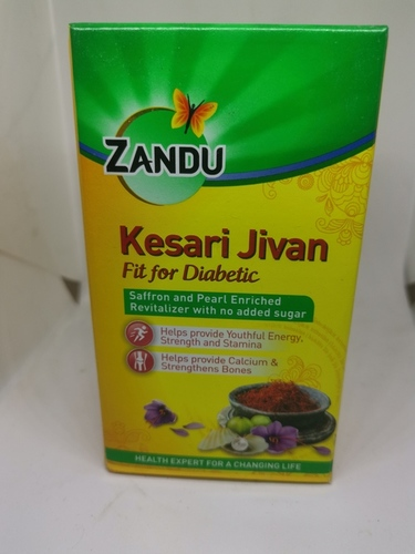 Zandu Kesari Jivan For Diabetic