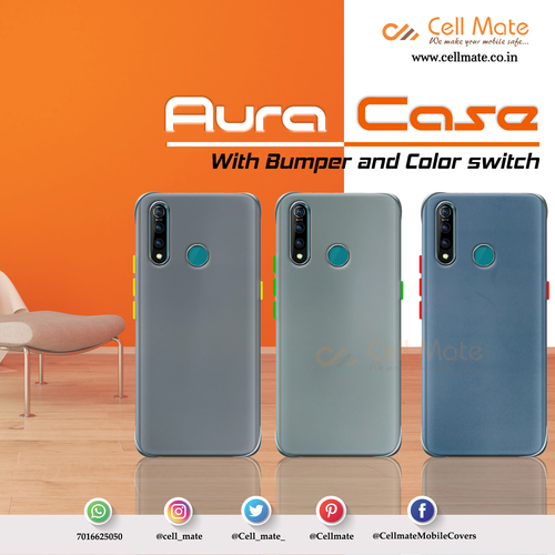 Aura Smoke Mobile Fancy Back Cases