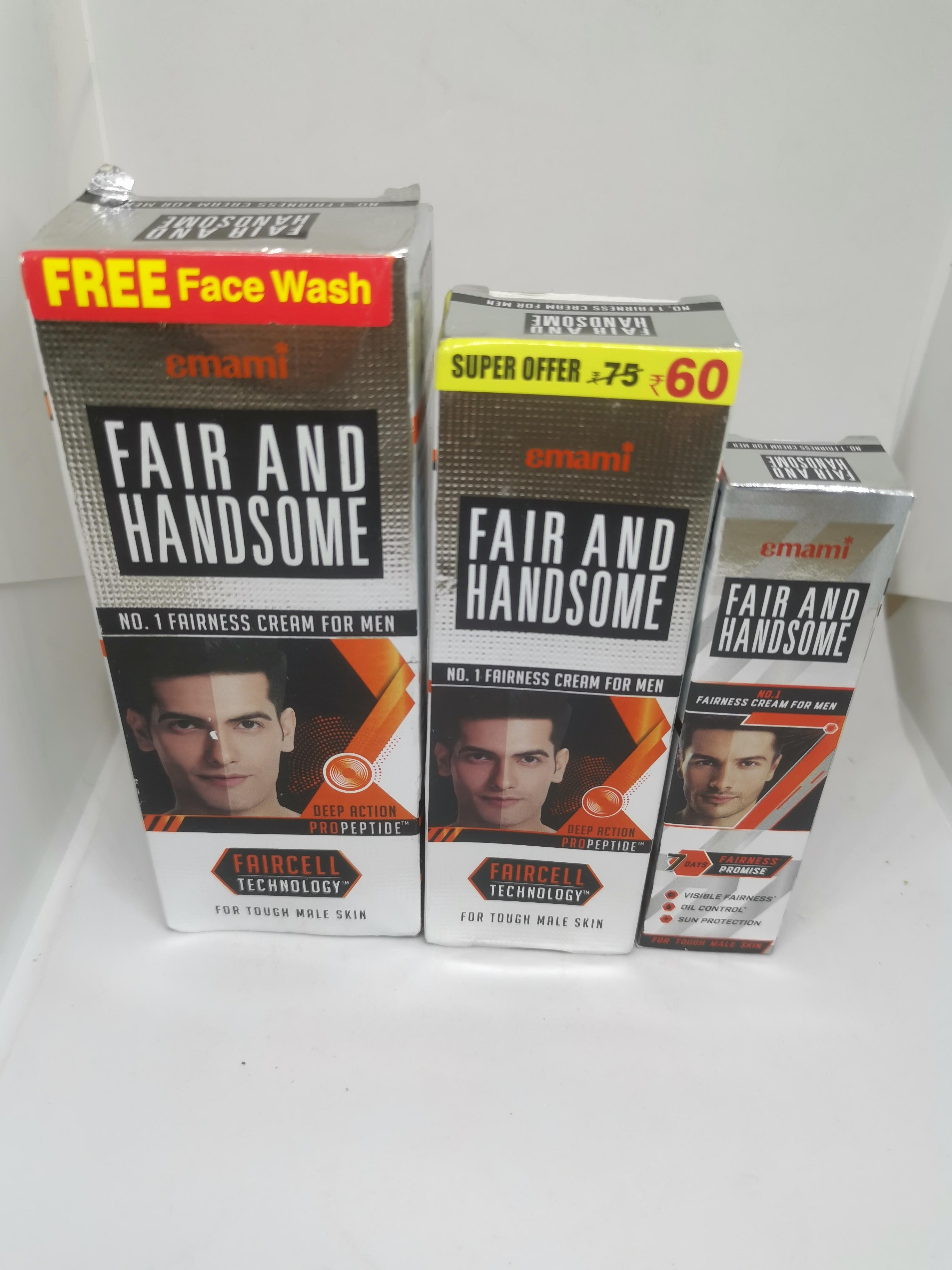 Fair And  Handsome Face Wash