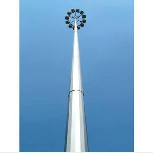 Metal High Mast Pole