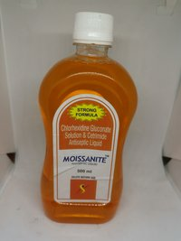 Moissanite Antiseptic Liquid - 100, 500 ml