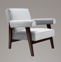 Pierre Jeanneret Upholstered Lounge Chair