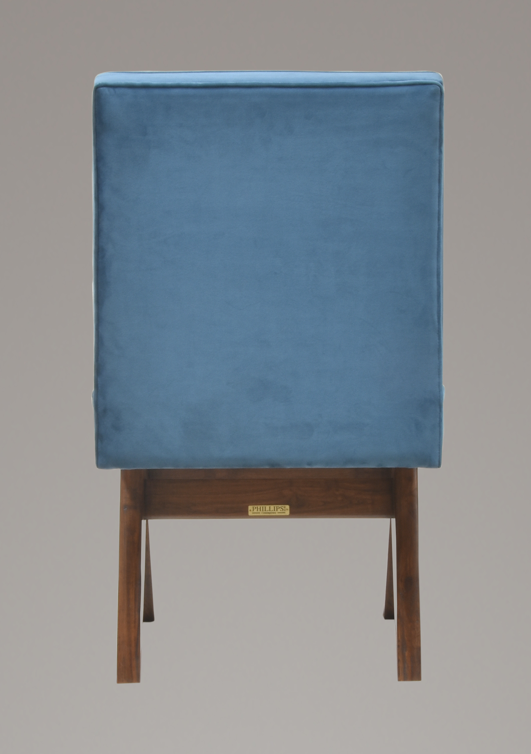 Pierre Jeanneret Upholstered Dining Chair