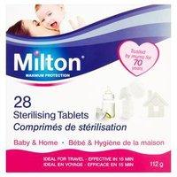 Milton Sterilizing Tablets