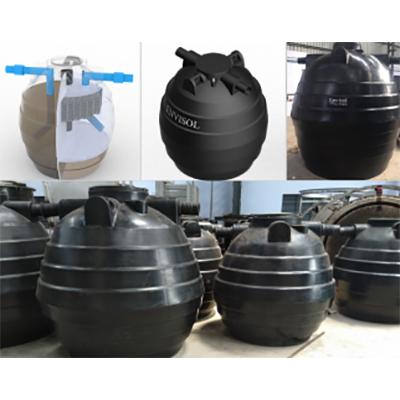 Arvind Envisol Advance Septic Tanks