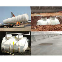 FRP Anaerobic Septic Tanks