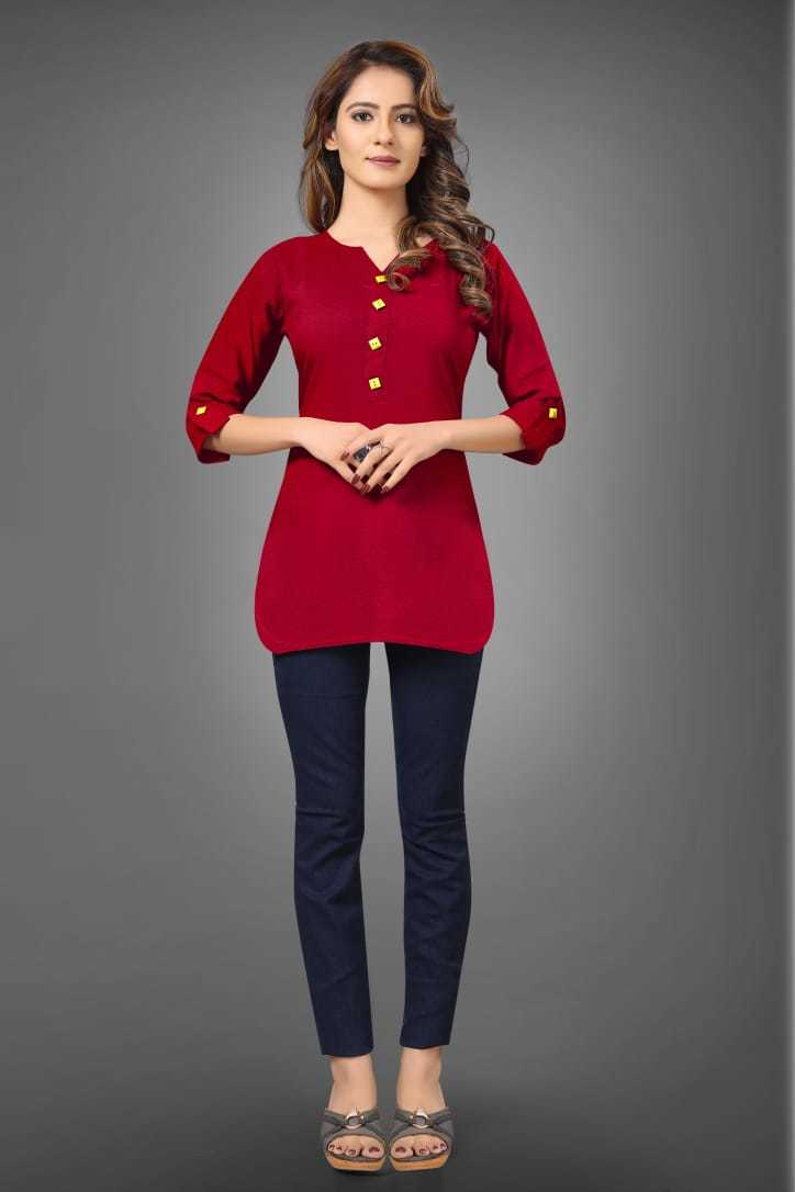 Kurti Fancy Withplazzo