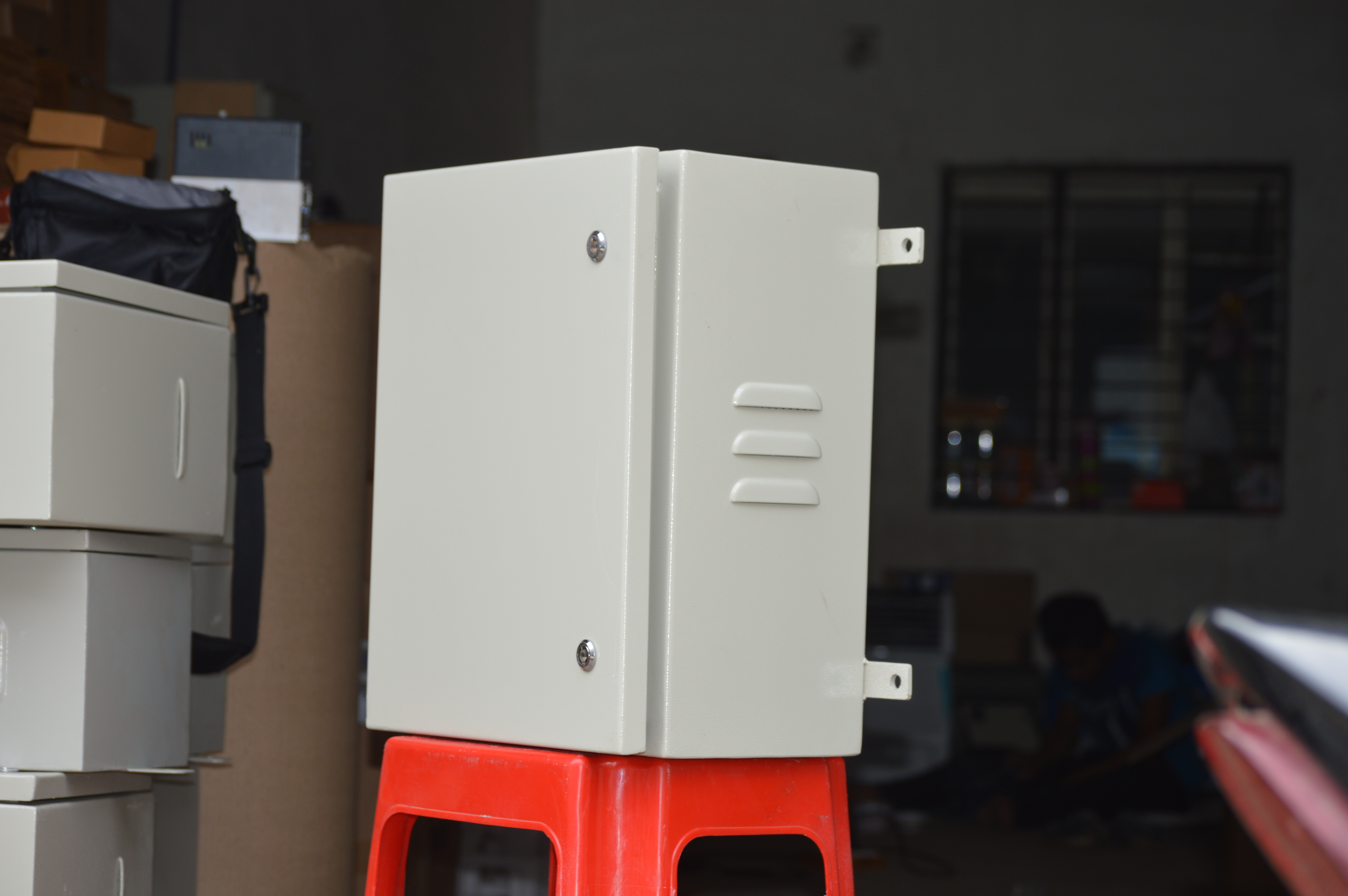 Solar DC Submersible Pump