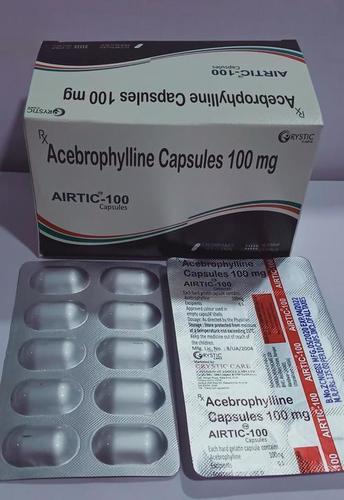 Acebrophylline 100 Mg Caps
