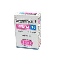 1gm Meropenem Injection