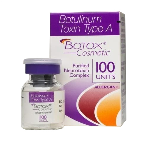 Type A Botulinum Toxin Injection