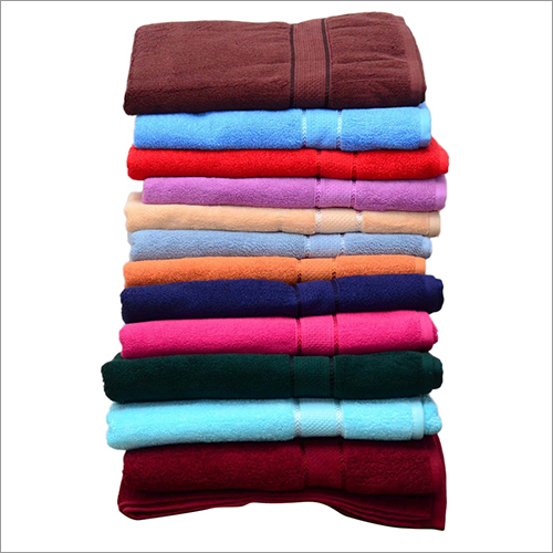 Terry Soft Bath Towels