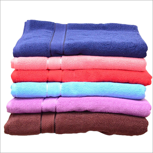 Terry Cotton Bath Towels