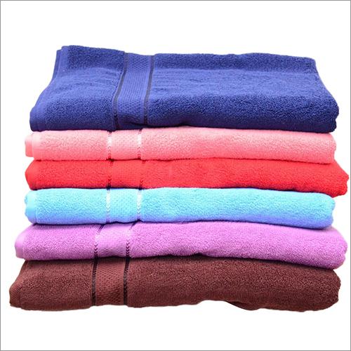 Terry Cotton Bath Towels