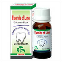 Fluoride Of Lime Tablet