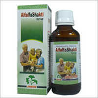 Alfalfa Shakti Syrup