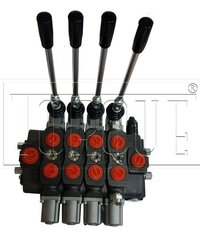 Hydraulic Sectional TSD8/4  Valve 1-12 lever