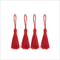 Curtain Cotton Tassels