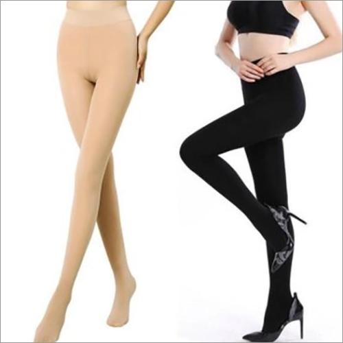 Ladies Plain Hosiery Stockings