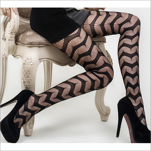 Ladies Net Hosiery Stockings