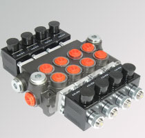 Directional Control Spool Valves/Direct Solenoid Control