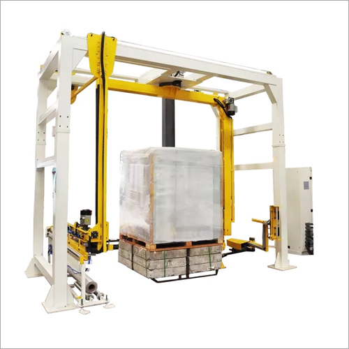 Fully Automatic Pallet Stretch Machine