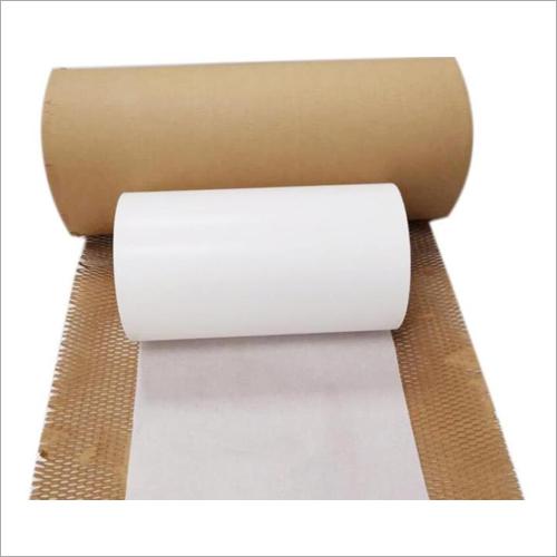 Hex Kraft Paper Dispenser Roll