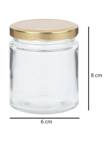 200 ML Salsa Glass Jar