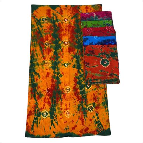 Festival Bandhej Nighty Fabric