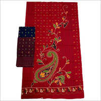 Gujri Daman Print Cotton Nighty Fabric