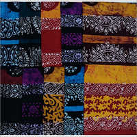 Batik Print Nighty Fabric