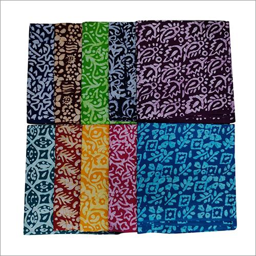 Batik Cotton Nighty Fabric