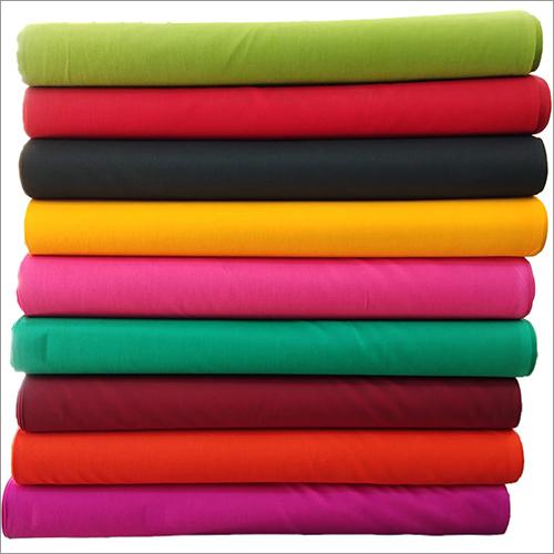 Multi Colour Poplin Fabric