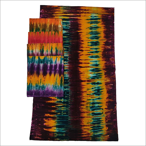 Bandhej Designer Nighty Fabric