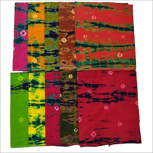 Shibhori Print Cotton Nighty Print