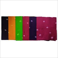 Rajasthani Bandhej Cotton Nighty Fabric