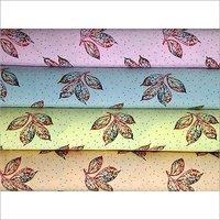 Dual Print Rayon Fabric