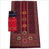 Gujri Daman Print Cotton Nighty Fabric