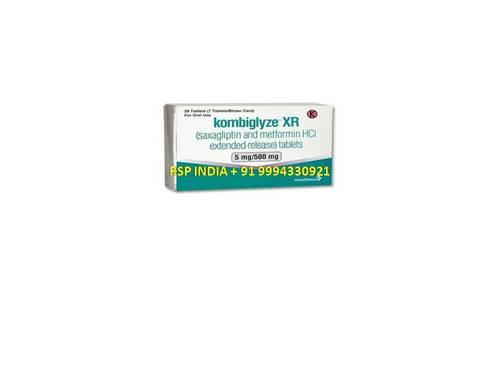 Kombiglyze Xr 5_500mg Tablets