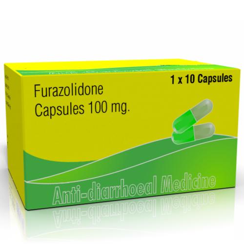 Furazolidone Tablets / Capsule
