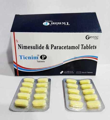 Nimesulide Paracetamol